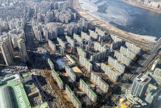 강남 재건축  부담금 폭탄'   공급 막혀 집값 오를 것