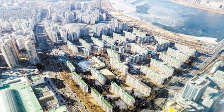 강남·서초 이어  송파·강동 집값 하락